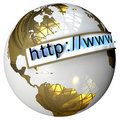 World Wide Web Royalty Free Stock Photo