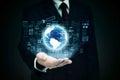 Worldwide Internet Business in control