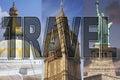 Worldwide Travel Royalty Free Stock Photo