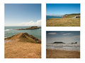 The Worms Head, Rhossili Bay Royalty Free Stock Photo