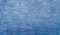 Worn Blue Denim Jeans texture Royalty Free Stock Photo