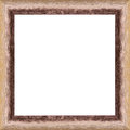 Worn wooden frame Royalty Free Stock Photo