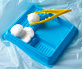 Wound Care Kit Royalty Free Stock Photo
