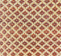 Woven bamboo pattern on background Stock Photos