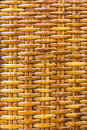 Woven bamboo seamless surface texture background Stock Photo