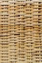 It is woven bamboo texture Royalty Free Stock Photo