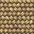 Woven basket Royalty Free Stock Photos