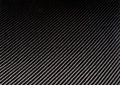 Woven carbon fiber sheet. Texture. Royalty Free Stock Photo