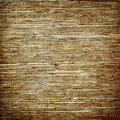 Woven grunge fabric texture Royalty Free Stock Images