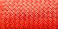 Woven Leather Background Stock Photography