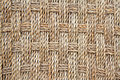 Woven natural patterns Royalty Free Stock Image