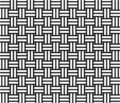 Woven pattern seamless Stock Images