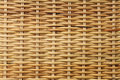 Woven rattan texture backgrounds close up of background Royalty Free Stock Photography