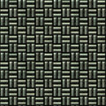 Woven steel metal abstract Stock Photos