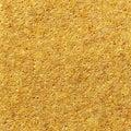 Woven yellow carpet texture fabric Stock Photo