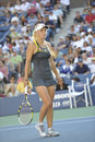 Wozniacki # 1 US Open 2010 (20) Royalty Free Stock Image