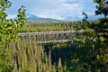 Wrangell St. Elias National Park and Preserve Royalty Free Stock Photo