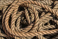 Wrapped rope Royalty Free Stock Photo