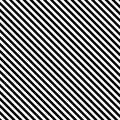 Diagonal striped background black white Royalty Free Stock Photo