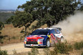 WRC Rally Portugal Stock Photography