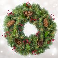 Wreath Stockbild