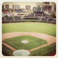Wrigley field the chicago cubs Royalty Free Stock Photo