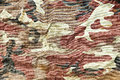 Wrinkle camouflage old dirty and fabric pattern Royalty Free Stock Photo