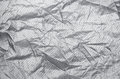 Wrinkle nylon sheet texture to be wallpaper Stock Image