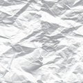 Wrinkled paper Royalty Free Stock Images