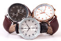 Wrist watch. Royalty Free Stock Photo