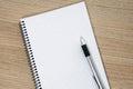 Writing pad Royalty Free Stock Photo