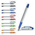 Writing pen Stock Image