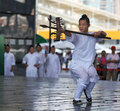 Wudang Martial Arts Royalty Free Stock Image