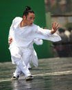 Wudang Martial Arts Stock Photo