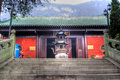 Wudang Shan Temple Royalty Free Stock Photography