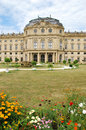 The Wurzburg Residence Royalty Free Stock Photo