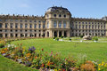Wurzburg Residenz Royalty Free Stock Photo