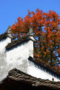 Wuyuan ancient architecture Royalty Free Stock Photo