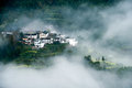 Wuyuan china s most beautiful villages Stock Image