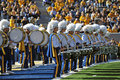 WVU Pride of West Virginia marching band Royalty Free Stock Photo