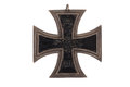 WW1 german medal Iron Cross Royalty Free Stock Photo