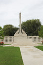 WW1 Indian Army Memorial at Neuve-Chapelle, France Royalty Free Stock Images