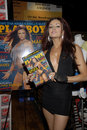 WWE Diva Maria Kanellis appearing live. Stock Photography