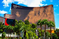 Wynn hotel and casino, Las Vegas Royalty Free Stock Images