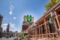 Wyspa kasynowy hotelowy skarb Zdjęcia Royalty Free