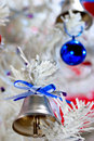 X'mas Bell 02 Royalty Free Stock Images