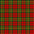 X mas seamless tartan pattern ill Stock Photos
