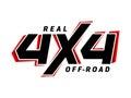 4x4 off-road emblem suv logo Royalty Free Stock Photo