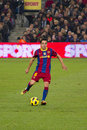 Xavi (FC Barcelona) Royalty Free Stock Photos