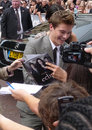 Xavier Samuel at Twilight Eclipse Premiere Royalty Free Stock Photography